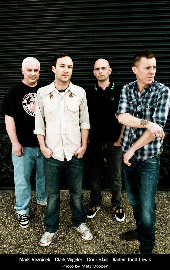 The Toadies Photo: Matt Cooper, Courtesy Photo