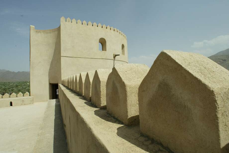 As with most forts in the country, it has been Rustaq Fort has been through many phases of restoration.