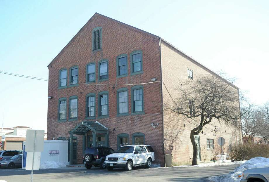 The Arch Street Teen Center in Greenwich. Photo: Bob Luckey, ST / Greenwich Time