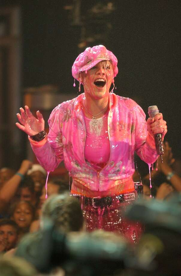 Pink in 2002 (Photo by Frank Micelotta/ImageDirect). Photo: Frank Micelotta, Getty Images / Getty Images North America
