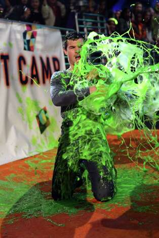Taylor Lautner in 2012. Photo: Christopher Polk/KCA2012, Getty Images For KCA / 2012 Christopher Polk/KCA2012