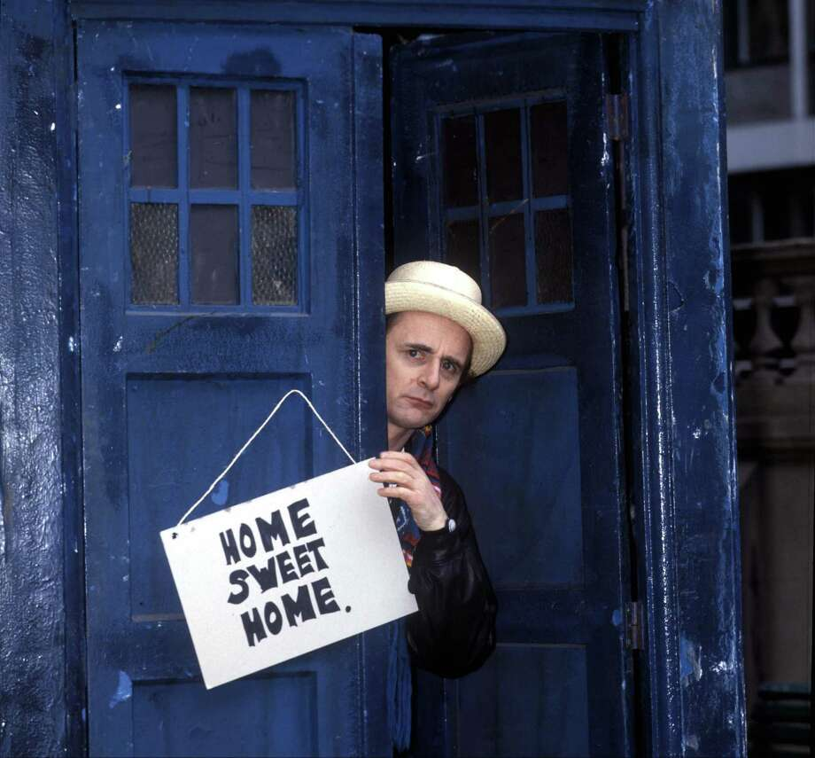 British actor Sylvester McCoy played the Doctor from 1987 to 1989. Photo: Photoshot / Hulton Archive