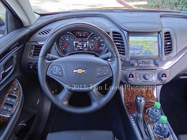 2014 Chevy Impala LTZ