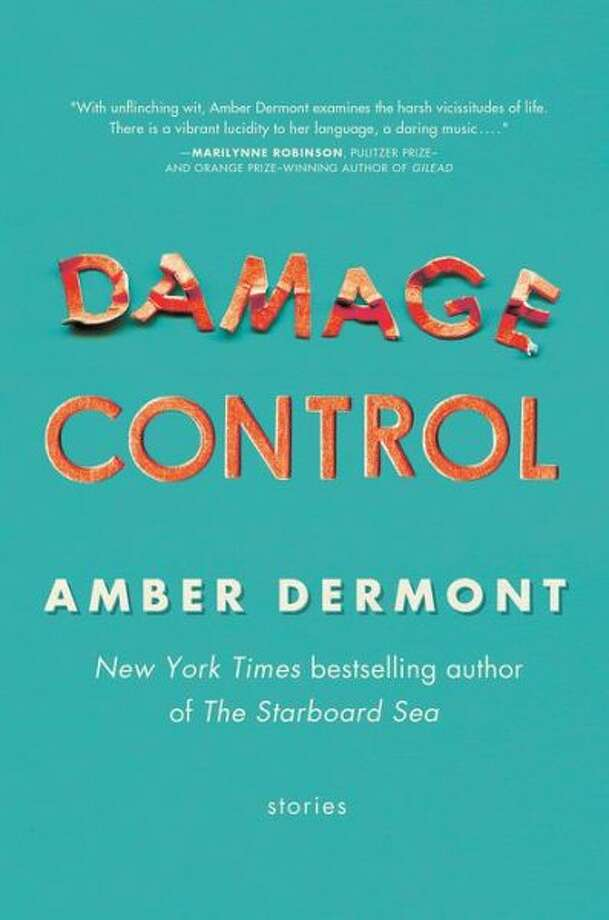"""Damage Control"" by Amber Dermont Photo: Xx"