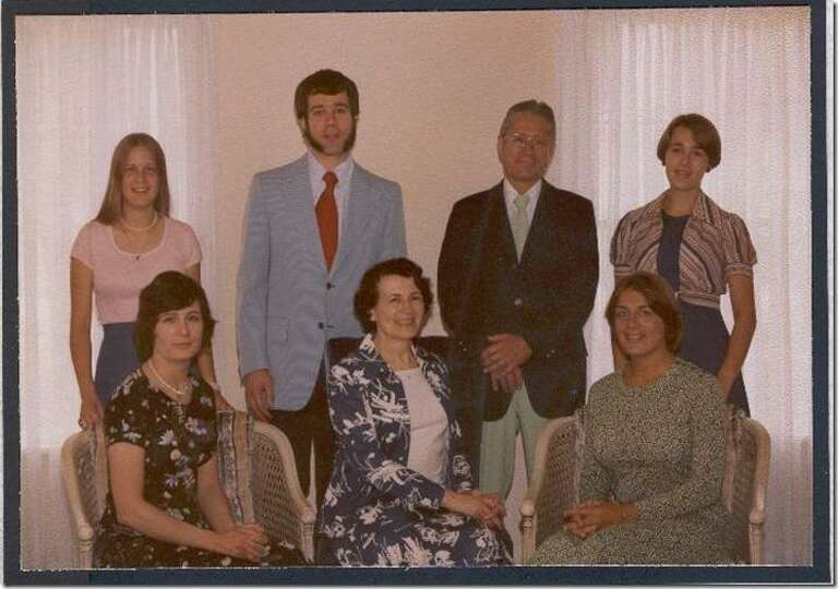 Then: One July 4, 1976, the Bock family celebrated the Bicentennial by taking a professional