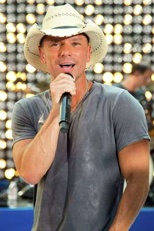 Kenny Chesney. (Photo by Charles Sykes/Invision/AP) Photo: Charles Sykes / 2012 Invision