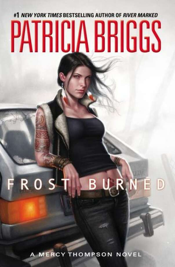 """Frost Burned"" by Patricia Briggs Photo: Xx"