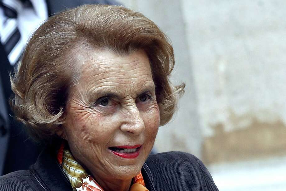 No. 11 - L'Oreal heiress Liliane Bettencourt ($34.5 billion)