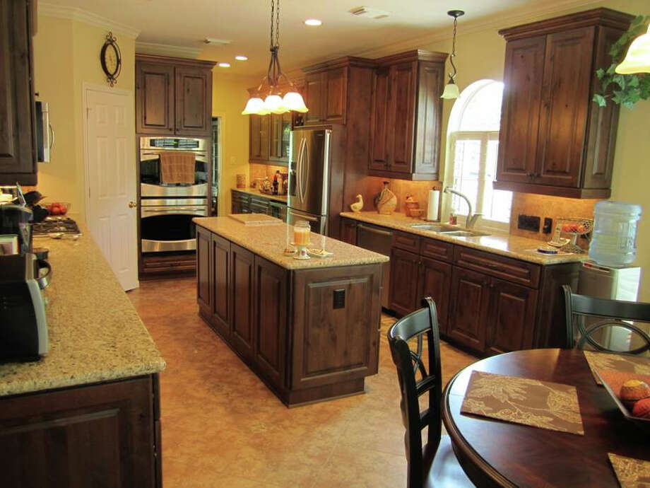 This Houston kitchen remodel is by Remodelers Council member Bill Neighbors of Journey Construction.