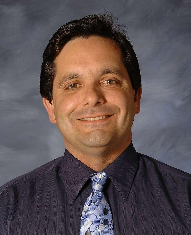John Cardinale, former PR guy at Infineon Raceway Photo: Courtesy Photo, Sonoma Raceway