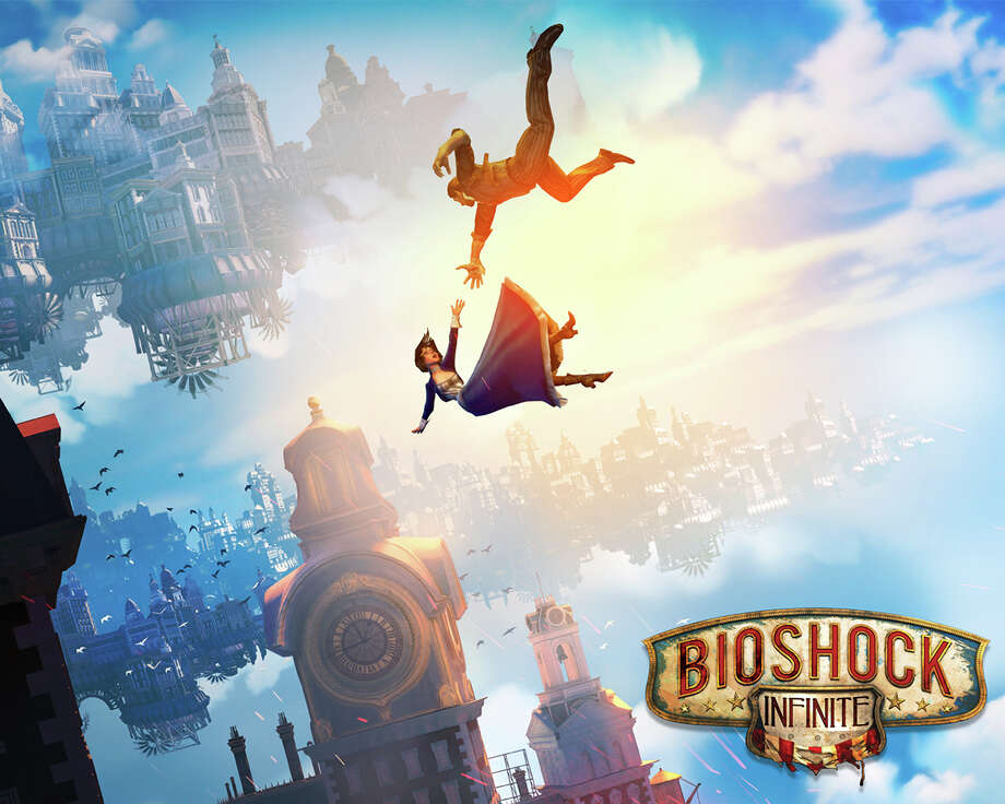 """BioShock Infinite"" takes NPC artificial intelligence to new heights while offering fluid gameplay and provocative themes."