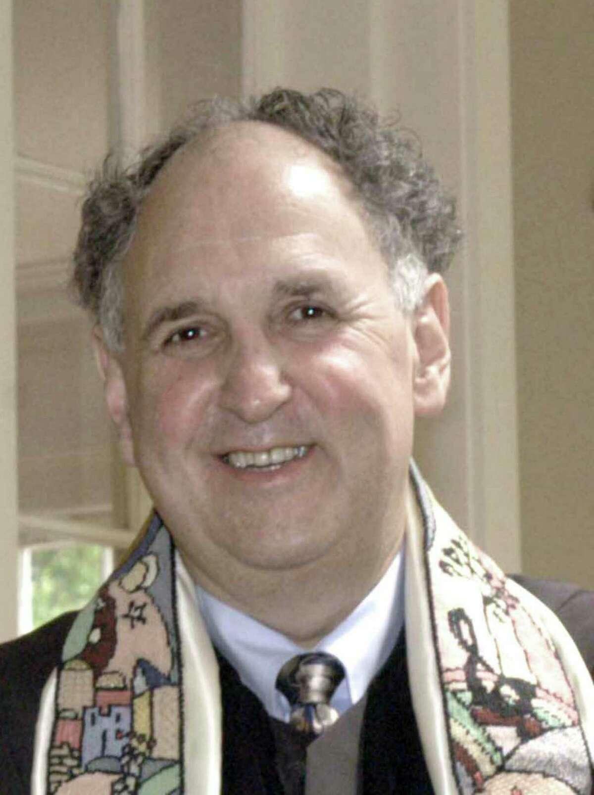 Rabbi Jon Haddon. Photo taken June 18,2008 by Carol Kaliff