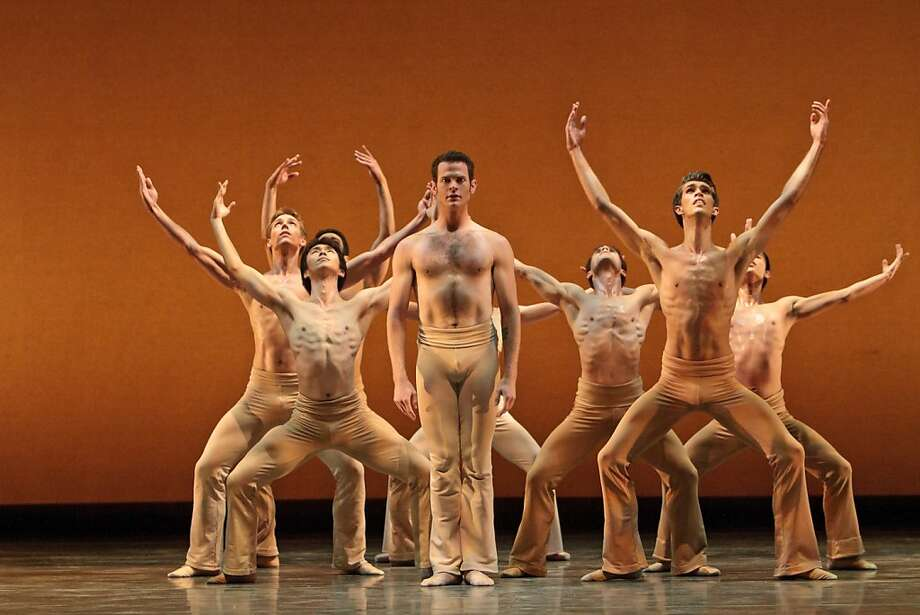 Silicon Valley Ballet is closing after 30 years. Photo: Robert Shomler, San Jose Ballet