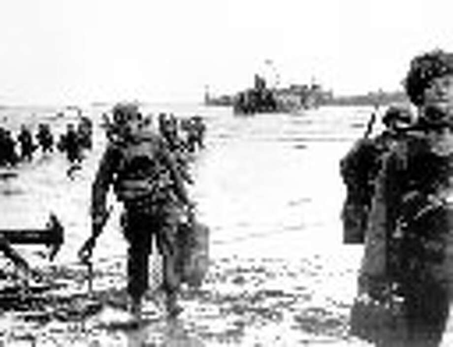 D-Day Duty Calls