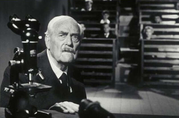WILD STRAWBERRIES -- Ingmar Bergman's answer to the road movie, about a professor who comes into a new understanding of himself while on a rare road trip.
