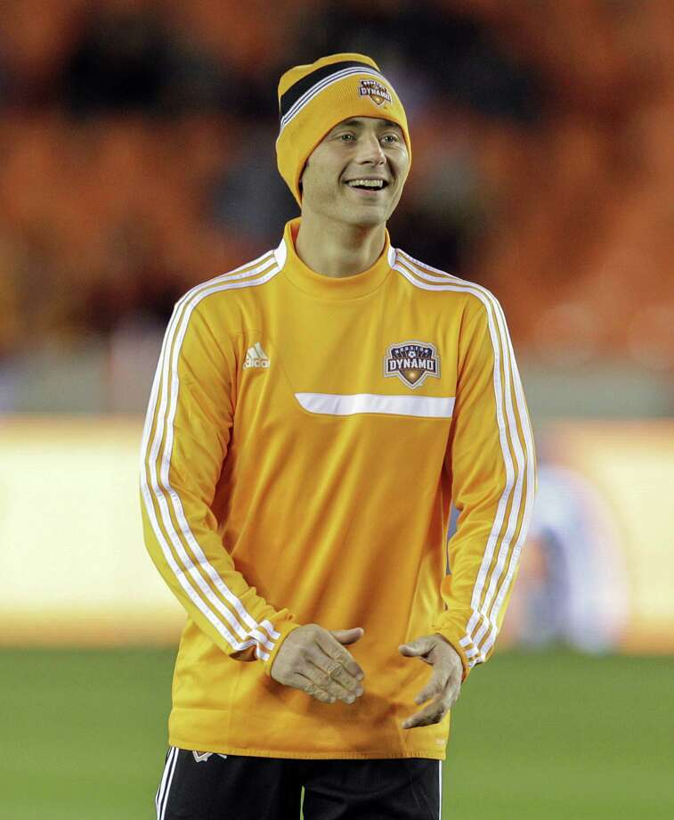 After being called up to the U.S. national team, Brad Davis will be unavailable for the Dynamo against the Whitecaps. Photo: Bob Levey, Stringer / 2013 Getty Images