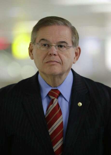 Sen. Robert Menendez, D-N.J., has denied hiring prostitutes in Dominican Republic.