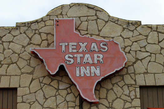 The distinctive sign on the old Texas Star Inn on Bandera Road. It is now a Grady's barbecue restaurant. Read More Photo: JOHN DAVENPORT, SAN ANTONIO EXPRESS-NEWS / ©San Antonio Express-News/Photo may be sold to the public