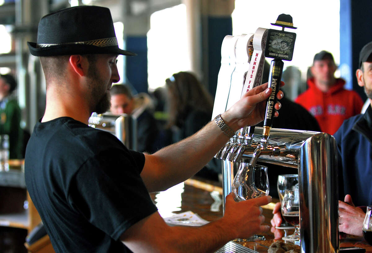 Fairfield County's most well-known brewery, Two Roads, is already a fun destination for craft beer lovers. But this week, the brewery is rolling out its new Hopyard area, compete with games like cornhole, bocce, and a stage for its new music series. Click here more info.