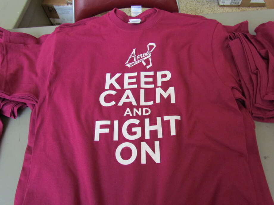 Keep calm and fight on.