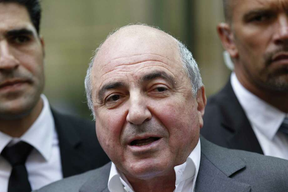 """Boris Berezovsky, 67, lately had been in """"a horrible, terrible"""" emotional state, says his lawyer. Photo: Associated Press File Photo"""