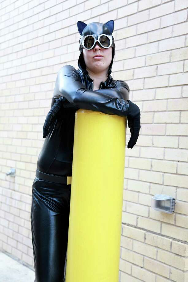 Mizuumi-Con 6! at Our Lady of the Lake University on Saturday, March 23, 2013. Photo: Xelina Flores-Chasnoff, MySA.com