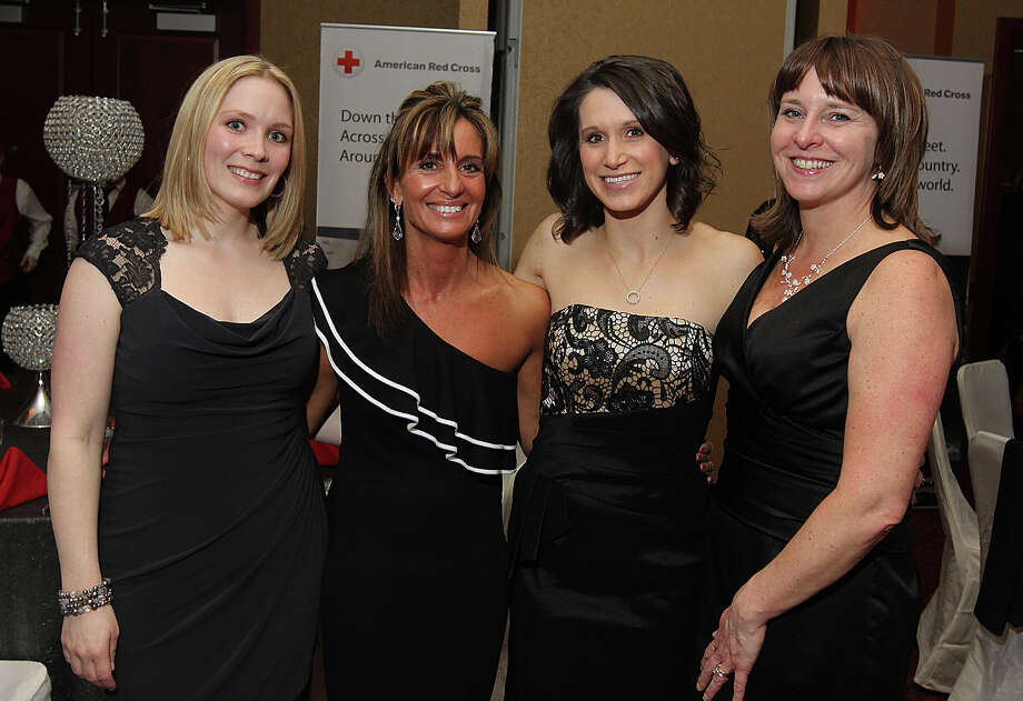 Were you Seen at the American Red Cross of Northeastern New York's 15th Annual Fire + Ice Gala at the Hilton Garden Inn in Troy on Saturday, March 23, 2013? Photo: Joe Putrock/Special To The Times Union