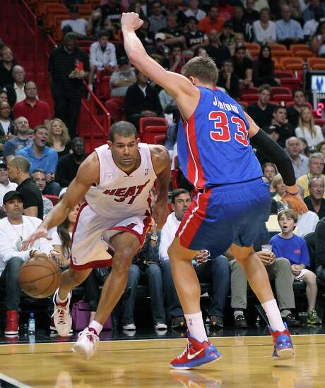 Shane Battier has a knack for playing with polarizing teams.