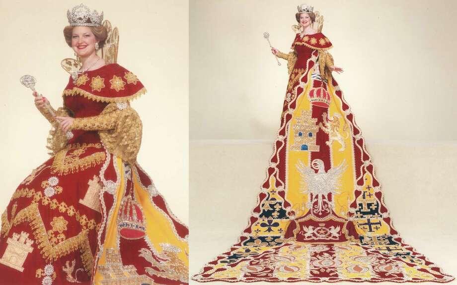 1991, Joella Bitter Lupe: Queen of the Court of the Spanish Empire. Photo: Billo Smith Studios / Courtesy Photo