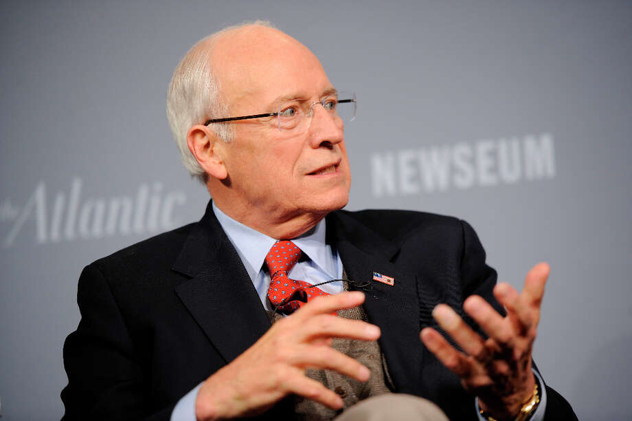Dick Cheney, former vice president and archconservative, whose daughter Mary is a lesbian. Cheney advised Portman to 'follow your heart.' Photo: Riccardo S. Savi, WireImage / 2011 Riccardo S. Savi