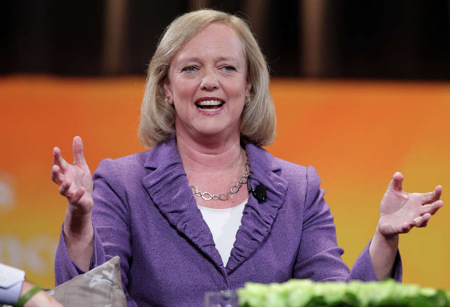 Meg Whitman, CEO of Hewlett-Packard, who supported Prop 8 when she was the Republican nominee for the 2010 California gubernatorial race. Photo: Frederick M. Brown, Getty Images / 2010 Getty Images