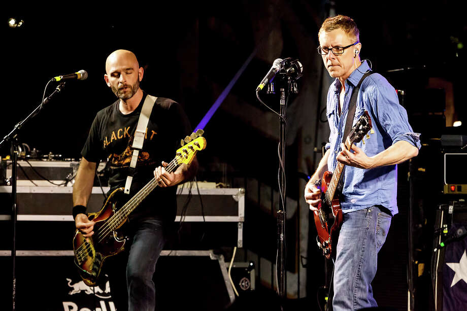 The Toadies perform during the 1st annual Maverick Music Festival at  La Villita's Maverick Plaza on Saturday, March 23, 2013.  Austin's Gary Clark, Jr. and The Toadies from Fort Worth headlined the event that included Girl in a Coma, Arum Rae and  Henry + the Invisibles among others.  MARVIN PFEIFFER/ mpfeiffer@express-news.net Photo: MARVIN PFEIFFER, Marvin Pfeiffer/ Express-News / Express-News 2013