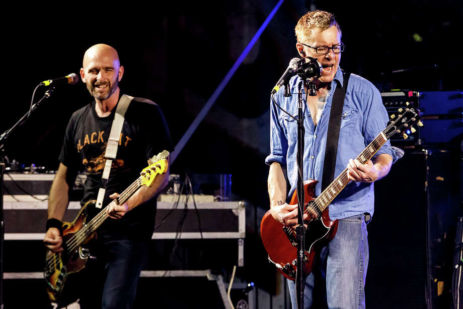 The Toadies perform during the 1st annual Maverick Music Festival at  La Villita's Maverick Plaza on Saturday, March 23, 2013.  Austin's Gary Clark, Jr. and The Toadies from Fort Worth headlined the event that included Girl in a Coma, Arum Rae and  Henry + the Invisibles among others.  MARVIN PFEIFFER/ mpfeiffer@express-news.net Photo: MARVIN PFEIFFER, San Antonio Express-News / Express-News 2013