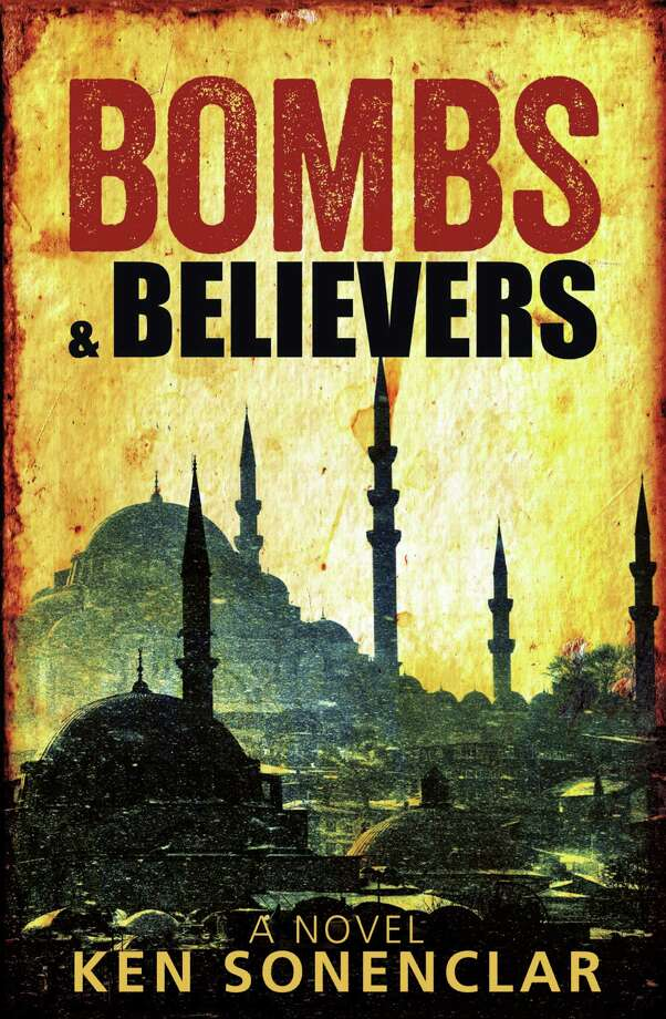 """Bombs & Believers"" is a first novel by Westport author Ken Sonenclar. Photo: Contributed Photo / Westport News"