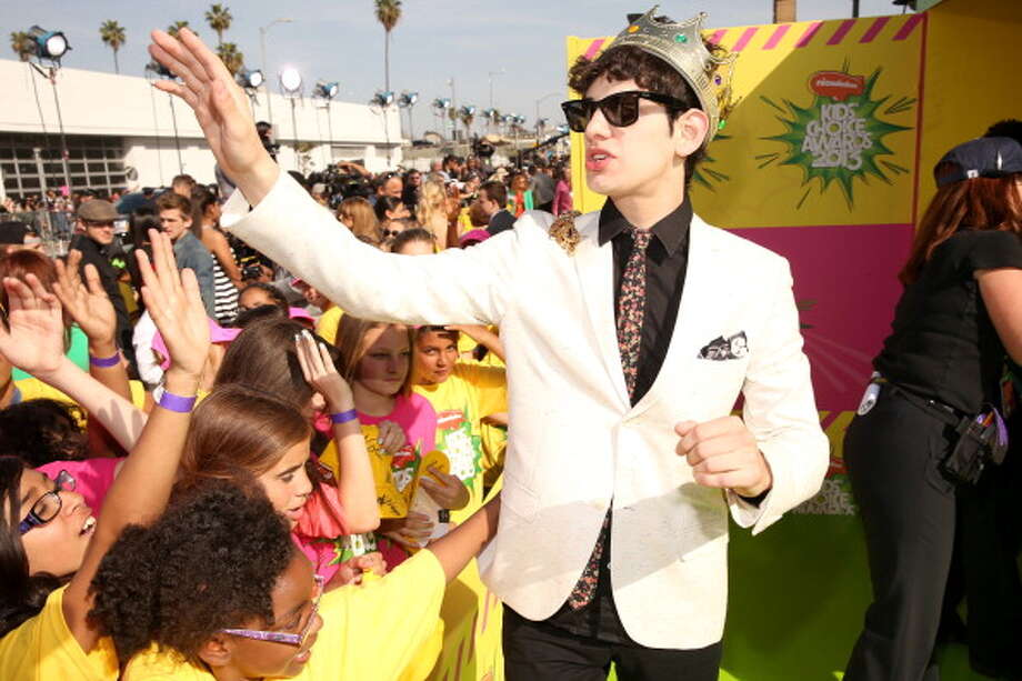 LOS ANGELES, CA - MARCH 23:  Actor Matt Bennett arrives at Nickelodeon's 26th Annual Kids' Choice Awards at USC Galen Center on March 23, 2013 in Los Angeles, California.  (Photo by Christopher Polk/Getty Images for KCA) Photo: Christopher Polk, Getty Images For KCA / Getty Images