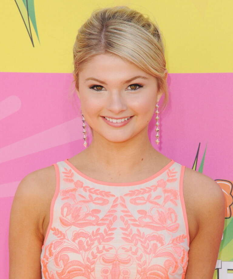 LOS ANGELES, CA - MARCH 23:  Actress Stefanie Scott arrives at Nickelodeon's 26th Annual Kids' Choice Awards at USC Galen Center on March 23, 2013 in Los Angeles, California.  (Photo by Jon Kopaloff/FilmMagic) Photo: Jon Kopaloff, FilmMagic / Getty Images