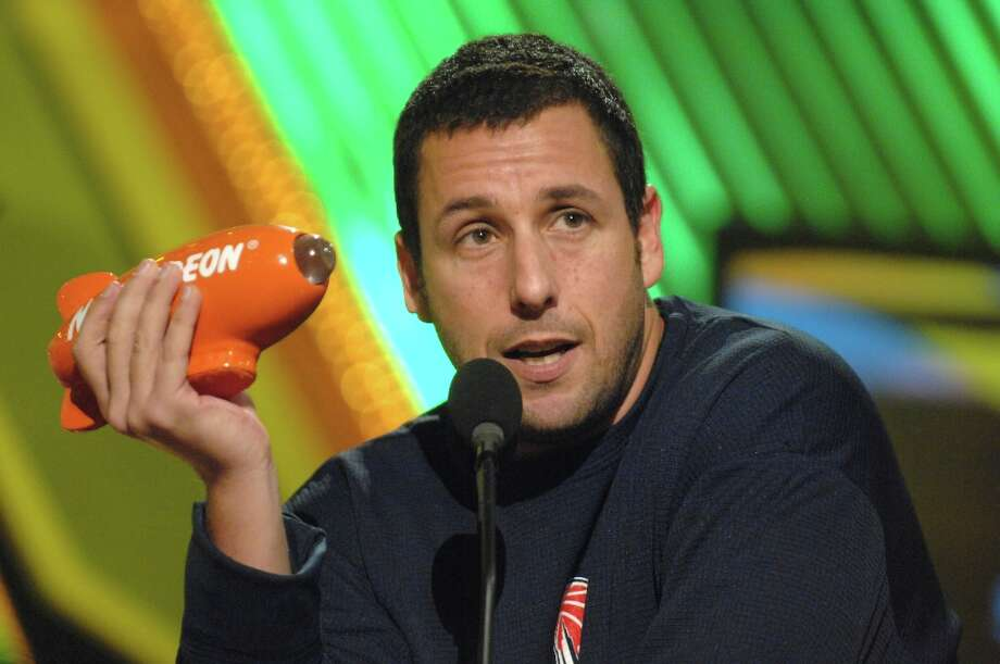 Favorite Movie Actor 2012: Adam Sandler Sandler has also won the award in 2007, 2005, 2003, 2000 and 1999. Photo: Jeff Kravitz, FilmMagic / FilmMagic