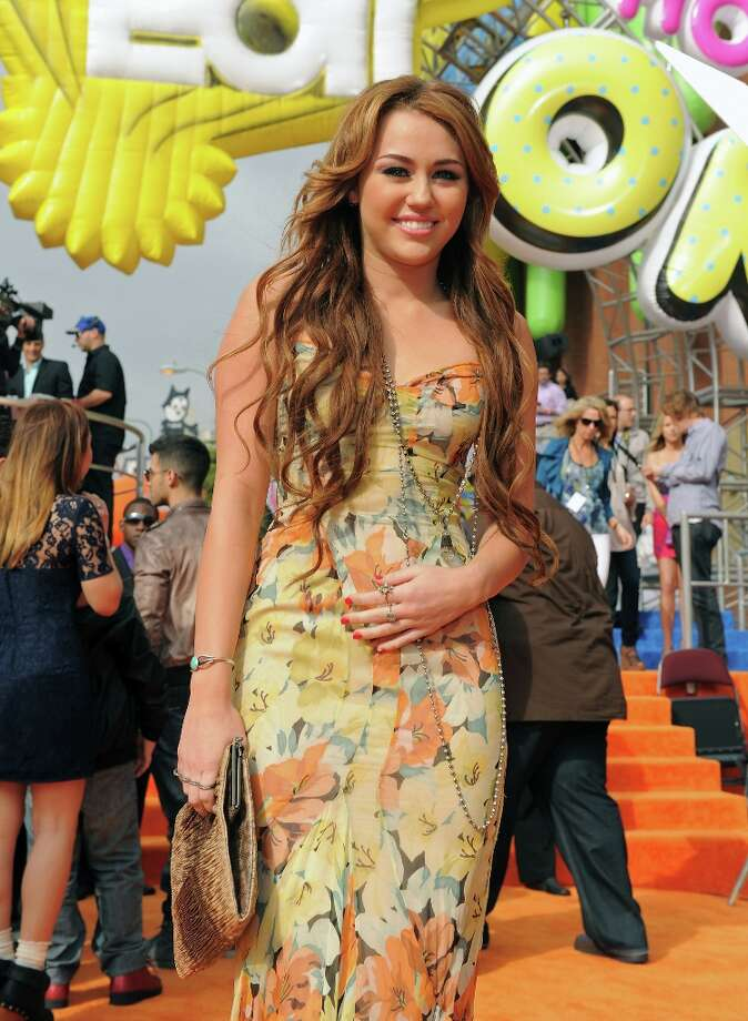 Favorite Movie Actress 2011: Miley Cyrus Cyrus also won the award in 2010 Photo: Larry Busacca, Getty Images / Getty Images North America