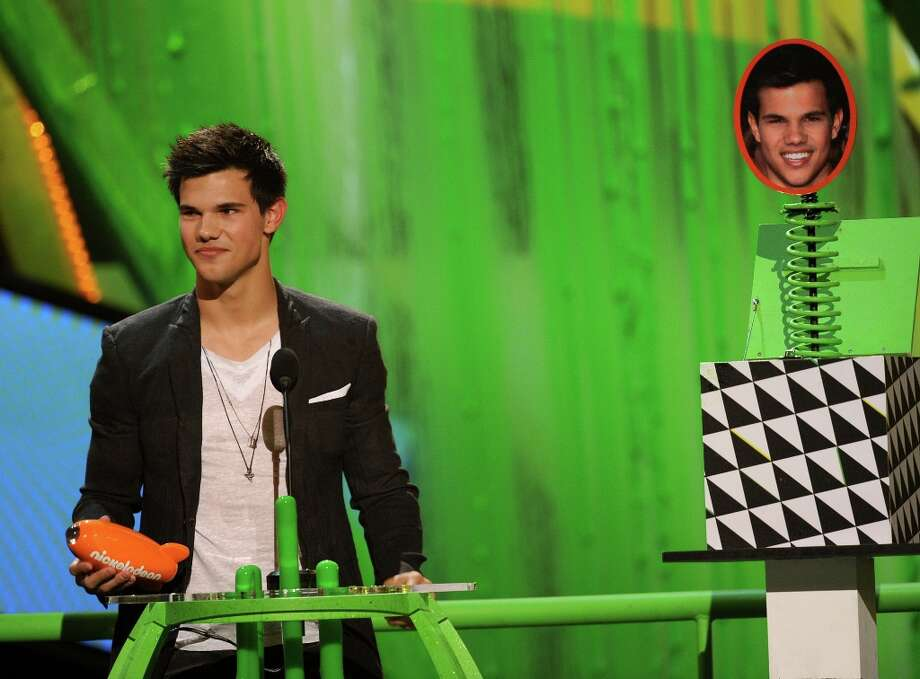 Favorite Movie Actor 2010: Taylor Lautner Photo: Kevin Winter / 2010 Getty Images