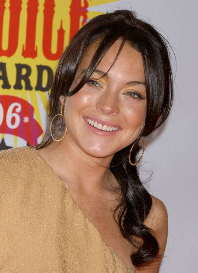 Favorite Movie Actress 2006: Lindsay Lohan Photo: Gregg DeGuire, WireImage / WireImage