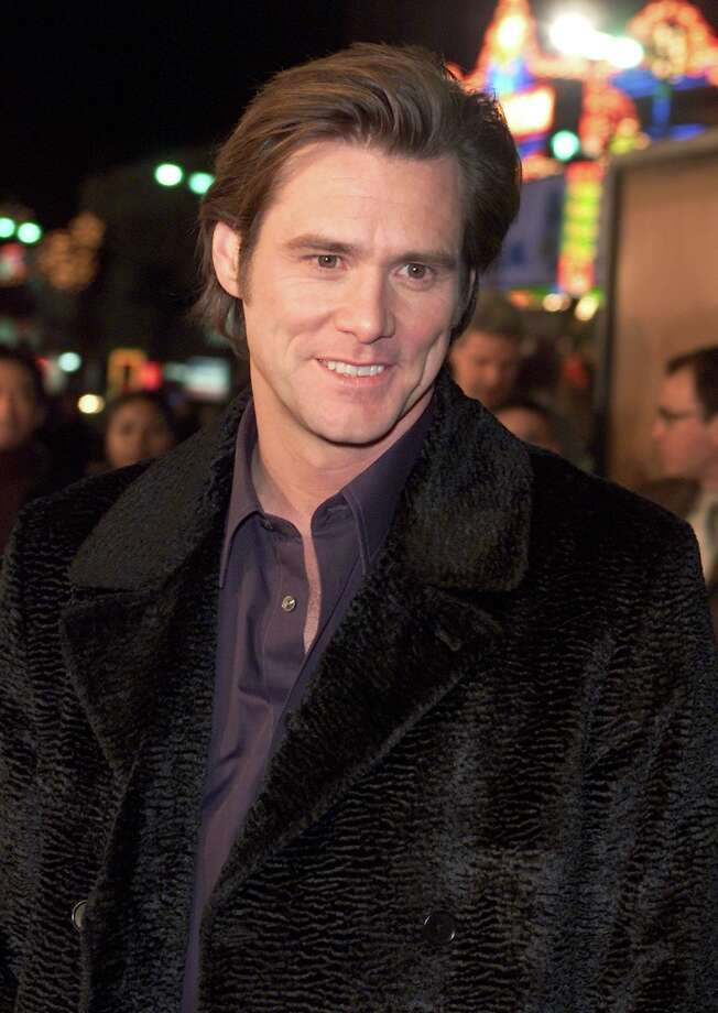 Favorite Movie Actor 2004: Jim Carrey Carrey has also won the award in 2001, 1997, 1996 and 1995 Photo: Kevin Winter, Getty Images / Getty Images North America