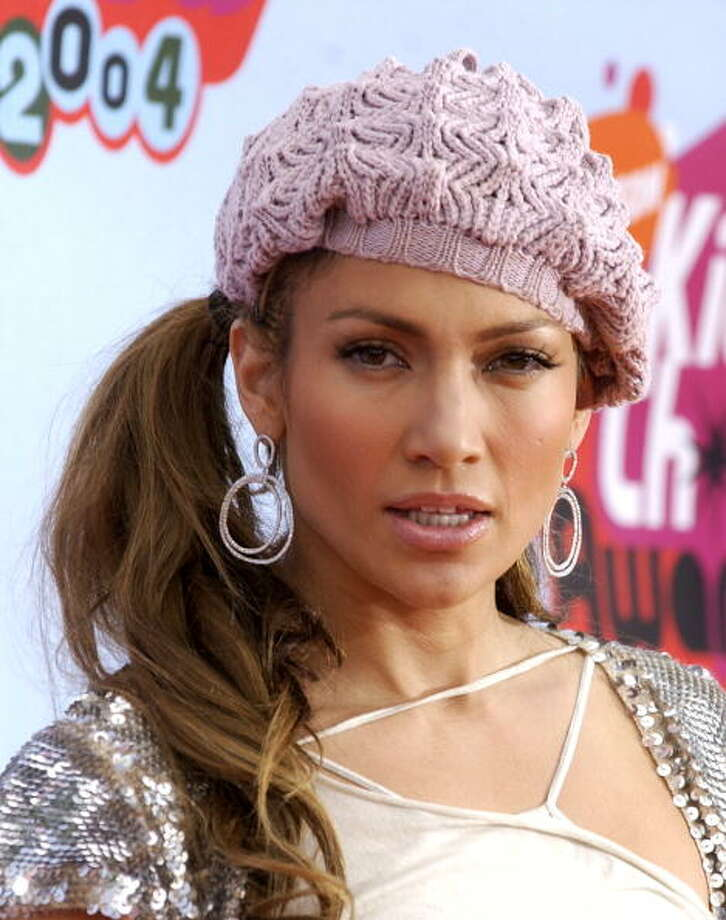 Favorite Movie Actress 2002: Jennifer Lopez Photo: SGranitz, WireImage / WireImage