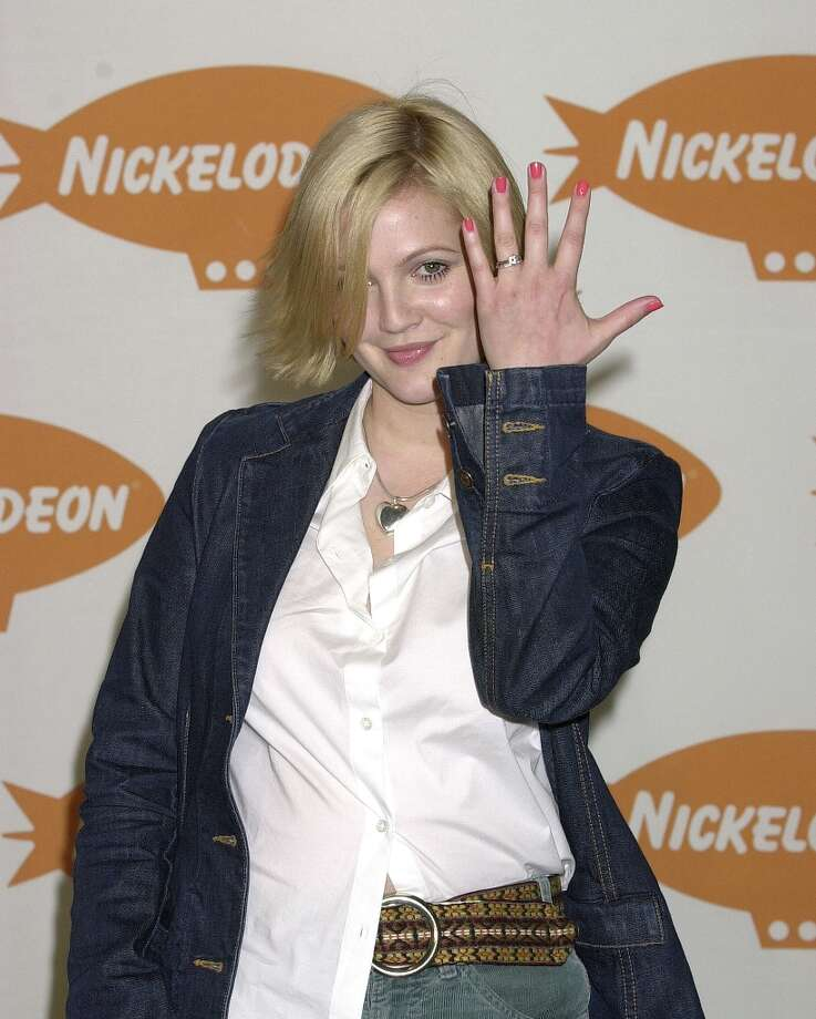 Favorite Movie Actress 2001: Drew Barrymore during Barrymore also won the award in 1999 Photo: Gregg DeGuire, WireImage / WireImage