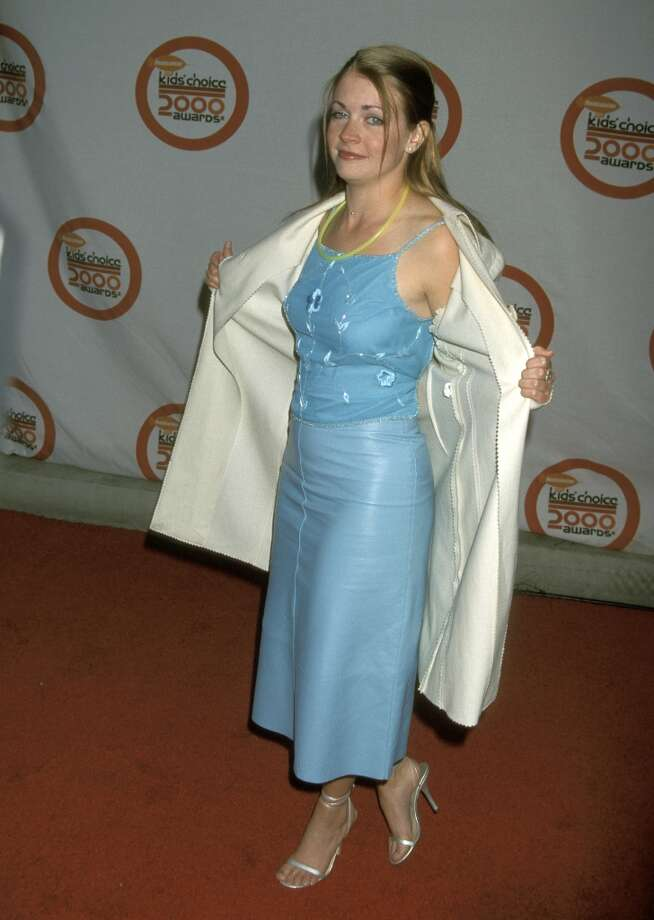 Favorite Movie Actress 2000: Melissa Joan Hart Photo: Ron Galella, WireImage / Ron Galella Collection