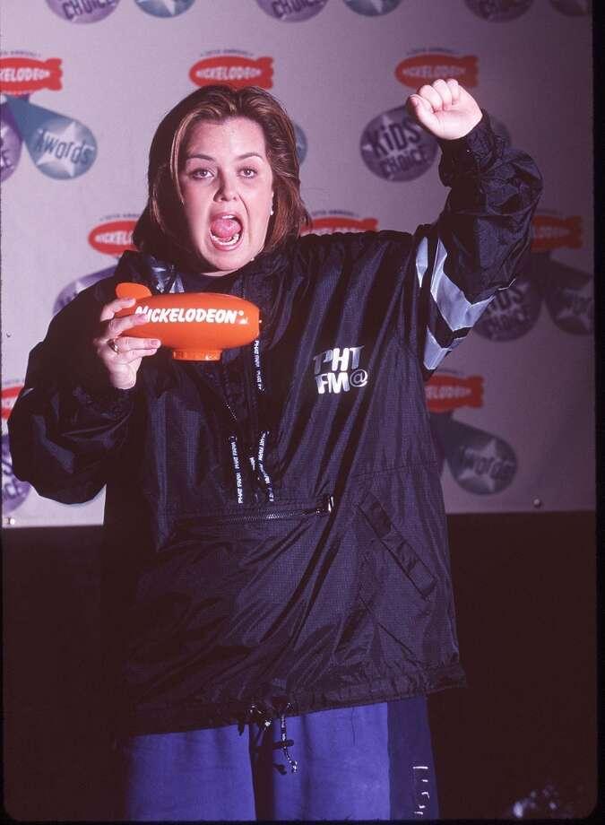 Favorite Movie Actress 1997: Rosie O'DonnellO'Donnell also won the award in 1995. Photo: SGranitz, WireImage / WireImage