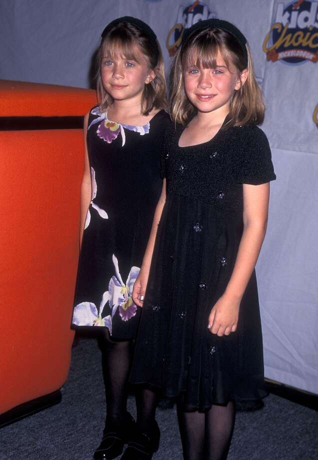 Favorite Movie Actress 1996: Mary-Kate and Ashley Olsen Photo: Ron Galella, WireImage / 1996 Ron Galella, Ltd.