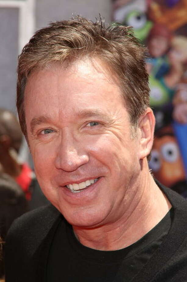 Favorite TV Actor 1994: Tim Allen Photo: Michael Tran, FilmMagic / 2010 Michael Tran