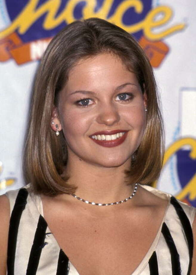 Favorite TV Actress 1994: Candace Cameron Photo: Ron Galella, Ltd., WireImage / 1994 Ron Galella, Ltd.