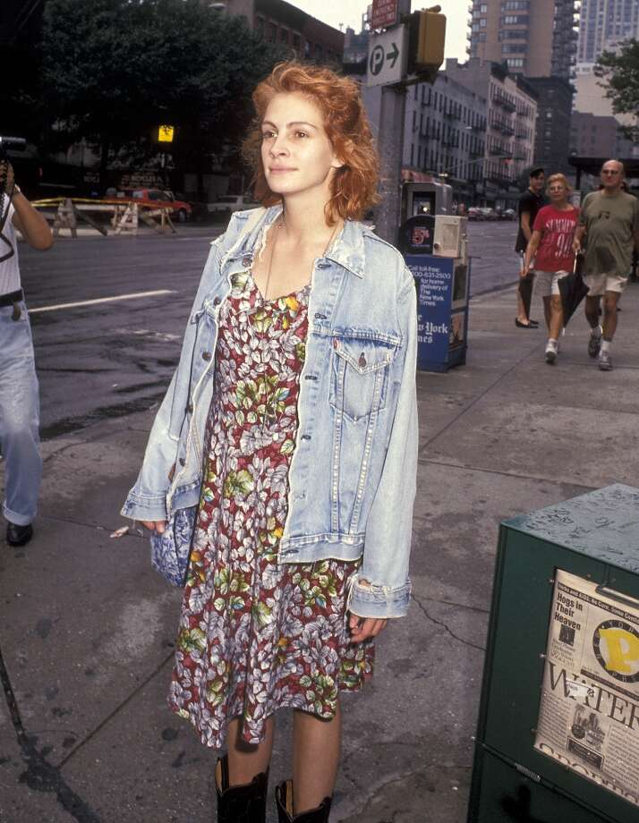 Favorite Movie Actress 1991: Julia Roberts Photo: Ron Galella, WireImage / 1991 Ron Galella