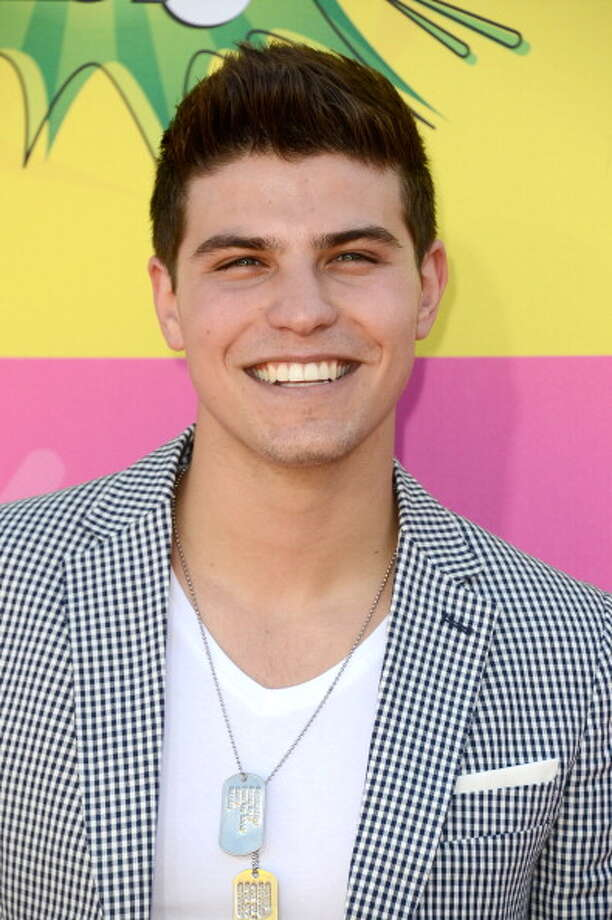 LOS ANGELES, CA - MARCH 23:  Actor Luke Bilyk arrives at Nickelodeon's 26th Annual Kids' Choice Awards at USC Galen Center on March 23, 2013 in Los Angeles, California.  (Photo by Frazer Harrison/Getty Images) Photo: Frazer Harrison, Getty Images / Getty Images